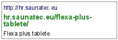http://hr.saunatec.eu/flexa-plus-tablete/